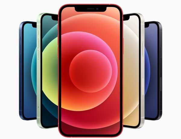 iphone12全系配置参数