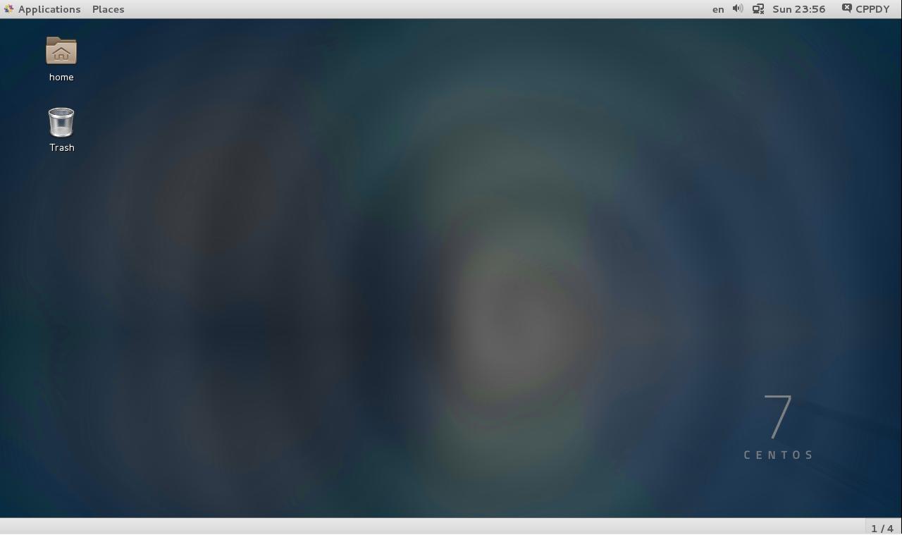 CentOS7图形界面与命令行界面切换
