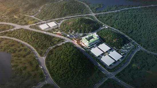 腾讯华东最大自建数据中心开服:超30万台服务器