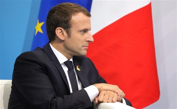 法国总统马克龙核酸检测阳性!将隔离7天
