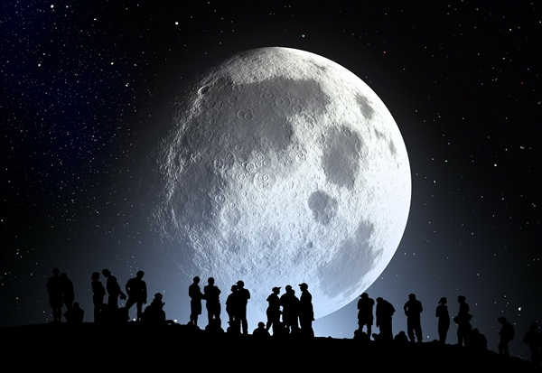中国何时载人登月?航天局回应:先搞技术攻关再论证