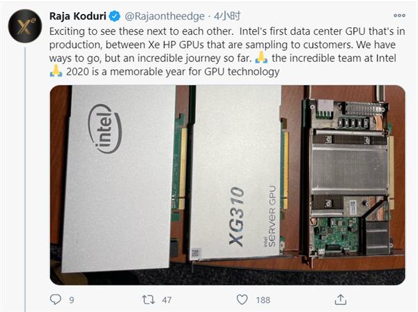 Intel首席架构师晒多款独显:GPU黄金时代来了!