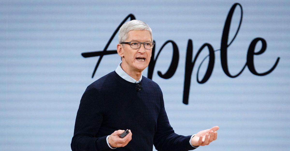库克:苹果并不反对数字广告 只希望用户能控制数据