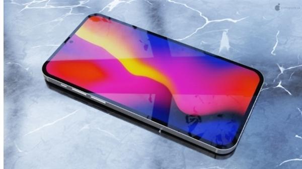 爆料称2022年iPhone 14采用120Hz挖孔屏:全系6.1寸起步