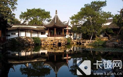 """苏州园林中,被誉为""""中国园林之母""""的是-冯金伟博客"""