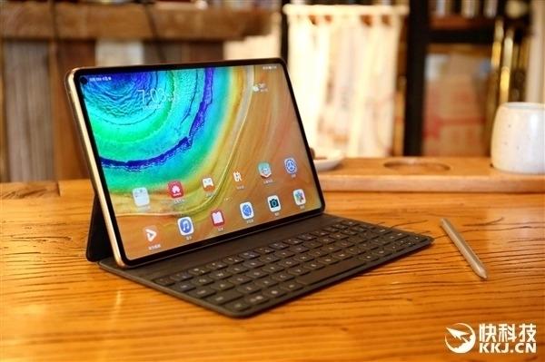 首发预装鸿蒙OS!曝华为MatePad Pro 2定于6月2日发布