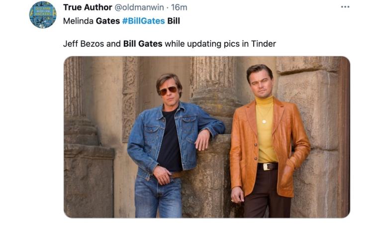 西雅图不相信爱情:继贝佐斯之后,比尔盖茨也离婚了-冯金伟博客