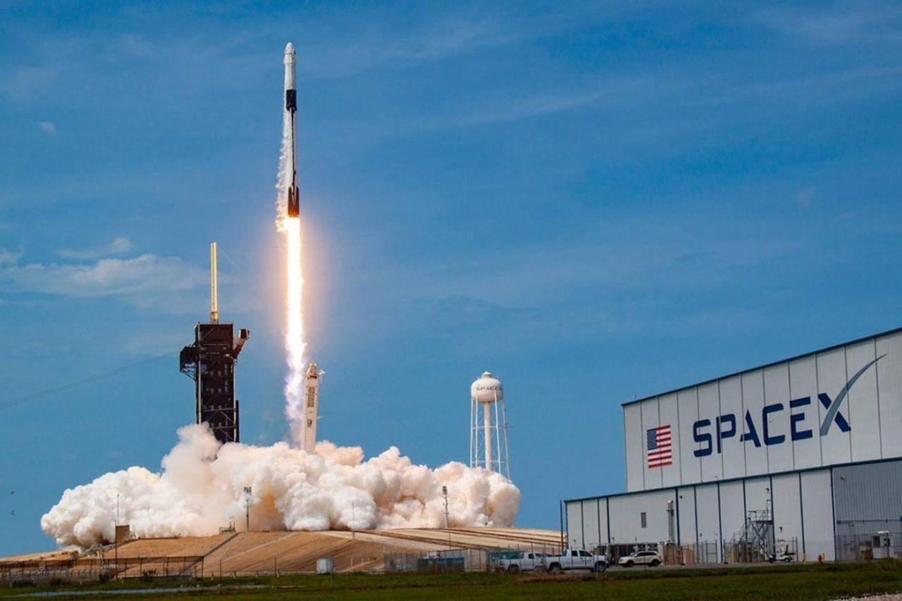 SpaceX的星链互联网服务用户预订量超过50万-冯金伟博客