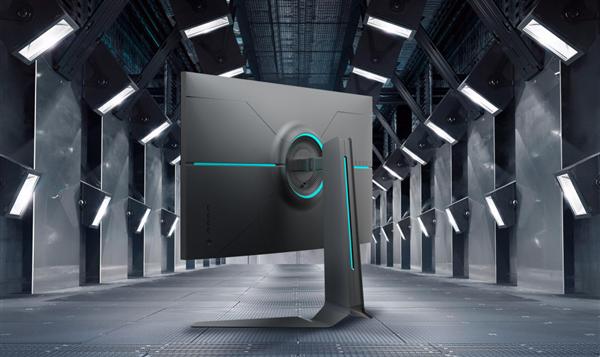 雷神银翼电竞显示器发布:4K/144Hz Type-C一线直连