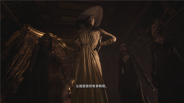 除了这个身高2米9的女人 《生化危机8》还有啥?
