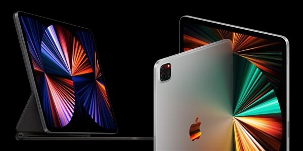 M1芯片强无敌!新iPad Pro跑分曝光:碾压安卓平板