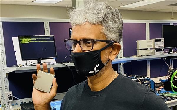 Intel Xe HP顶级加速卡首次曝光:7680核心、32GB HBM2E显存