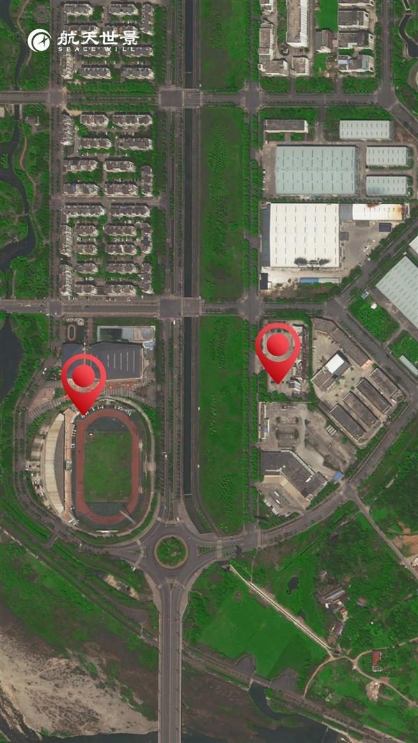 汶川地震13周年:一组卫星图见证浴火重生