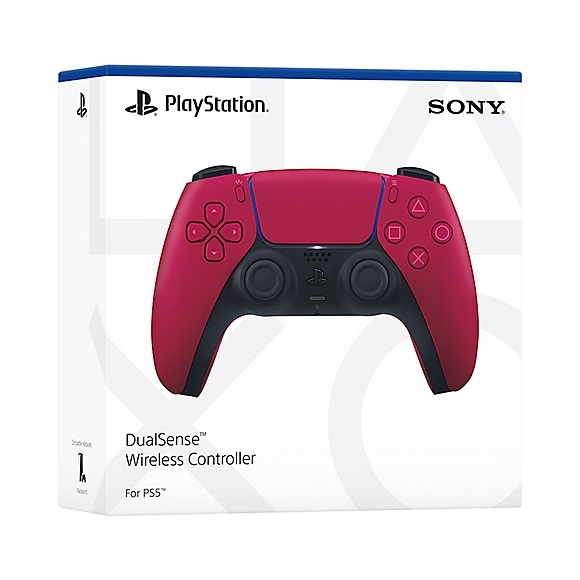 索尼更新PS5手柄配色