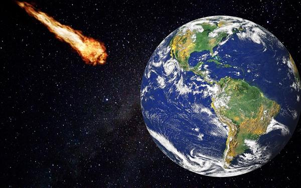 模拟发现何技术都无法阻挡小行星撞击地球 专家:时间太短