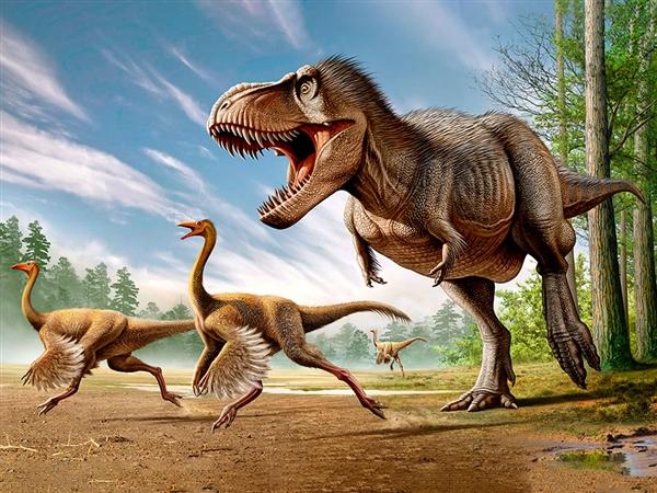 马斯克旗下公司将培育恐龙:15年内可育种