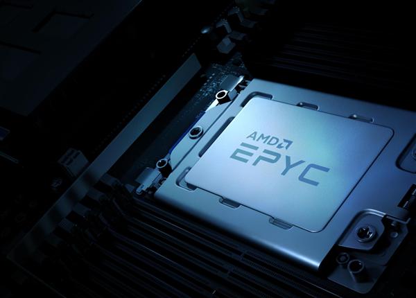 首见12+1堆核 AMD下代霄龙冲上96核:5nm Zen4