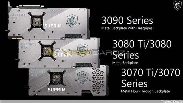 RTX 3080 Ti、RTX 3070 Ti双双实锤:显存容量首次确认