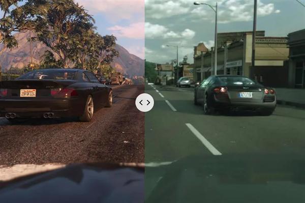 Intel出手暴改《GTA5》代码:照片级画质降临