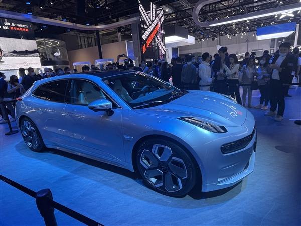吉利打造续航最长的国产电动车:方向盘投票选择