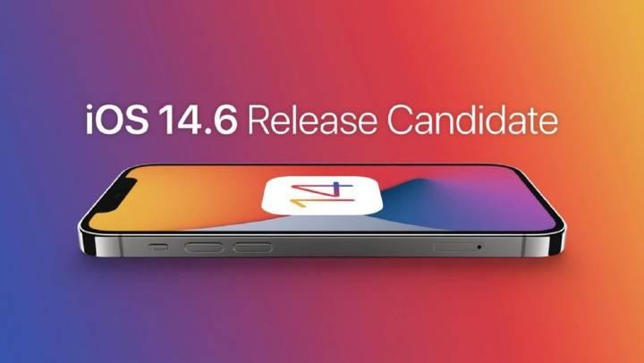 iOS14.6rc版更新了什么
