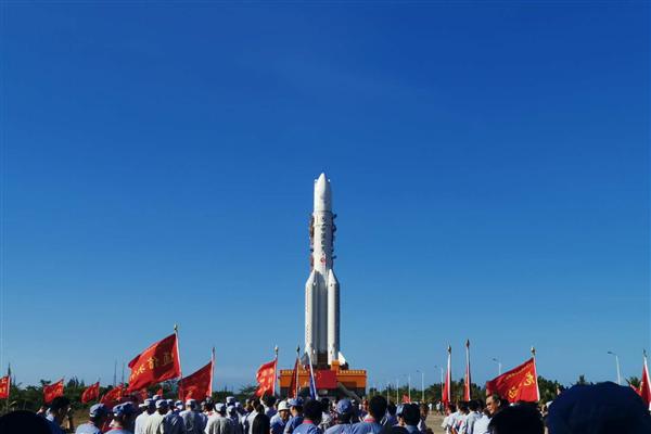 时间表公布!中国空间站计划两年内建完