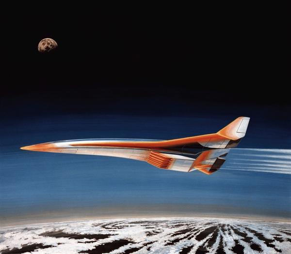 航空公司打造超音速客机:票价100美元 四小时内飞往世界各地
