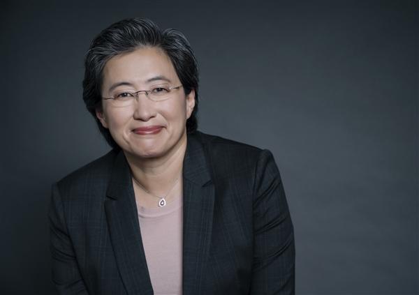 AMD CEO苏姿丰评价自己:帮助AMD赢得了名声