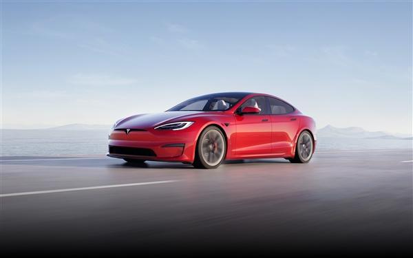 特斯拉新款Model S正式发布:内饰彻底变了 方向盘前所未见