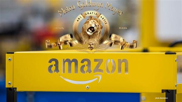 540亿:亚马逊收购米高梅电影公司