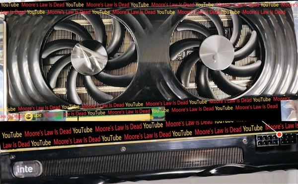 Intel DG2独立显卡实物曝光:性能直逼RTX 3080、价格太猛!