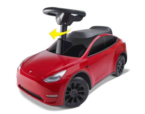 小朋友的第一辆特斯拉!Model Y儿童学步车限时福利