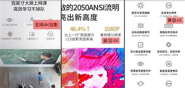 6万块6个月6台投影仪 坚果/极米/当贝/峰米/小米/爱普生谁最值得买?