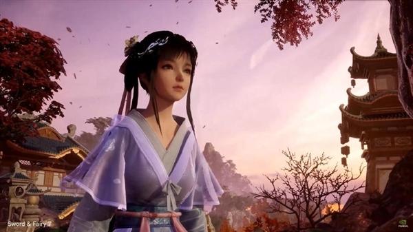 NVIDIA力推国产游戏《仙剑7》、《黑神话:悟空》:神秘小姐姐现身