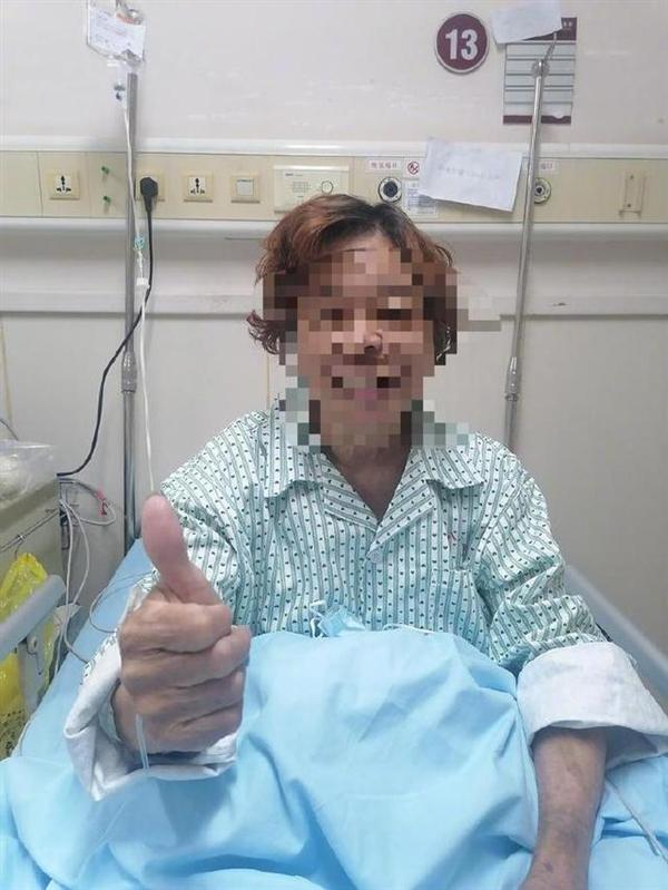 75岁:广州首例确诊病例郭阿婆即将出院