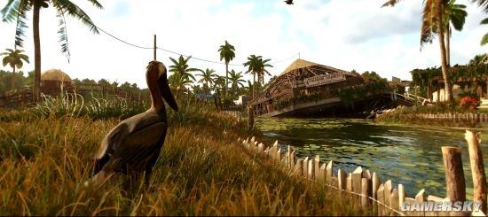 《孤岛惊魂6》20分钟实机演示 展示游戏画面、剧情动画