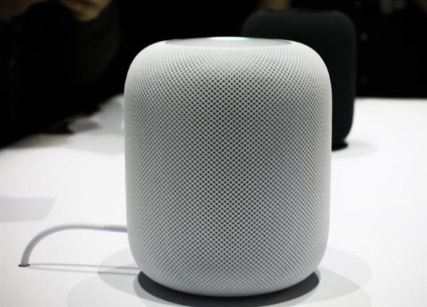 苹果HomePod白色款直降1100:售价1699元
