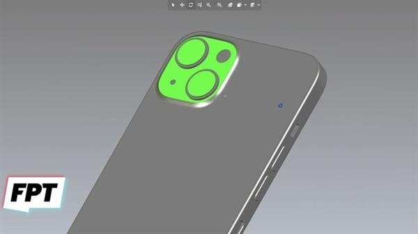 苹果iPhone 13最终CAD图纸曝光 机身厚度和后摄方案有大调整