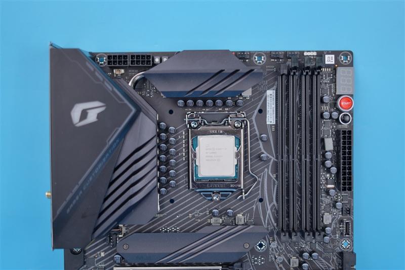 本地主板希望之星!七彩虹iGame Z590 Vulcan X V20评测:BIOS进步明显 期待后续