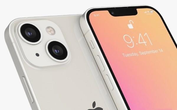 iPhone 13全系渲染图亮相 变化不大但这些细节你得知道