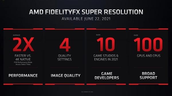干翻PS5?微软Xbox Series X/S将支持AMD FSR技术:游戏帧率翻倍