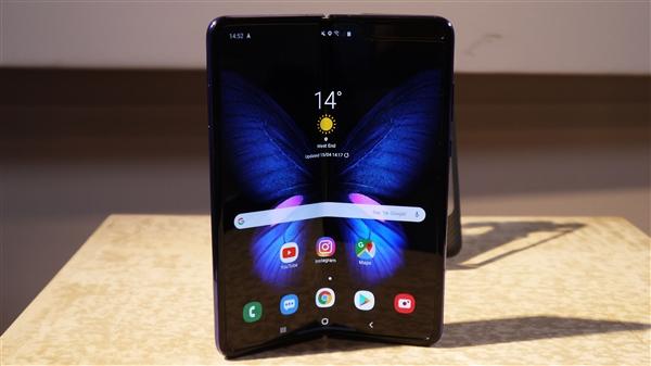 沈义人提醒想买折叠屏手机用户:下单前一定要去试试重量