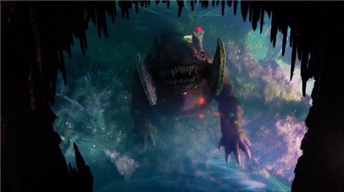 黏土还原1000年前的深海巨怪:震撼100万观众