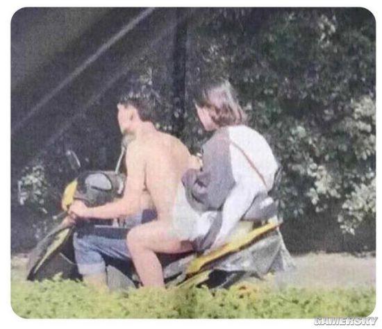 网友分享一不小心就眼瘸的照片 最后不忍直视