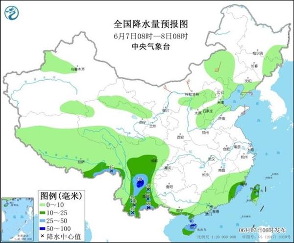 这些地方考生注意防暑降温:今天河南、山东等最高气温将达40℃以上