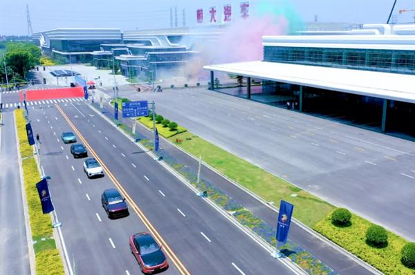 恒驰汽车在上海启动夏季测试!量产进入倒计时