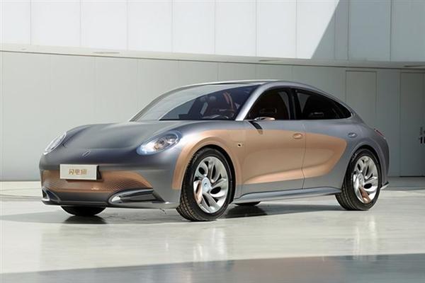 酷似保时捷Panamera!欧拉闪电猫有望在2022年投产 年内预售