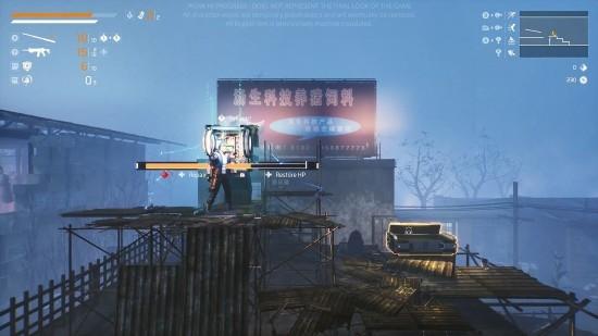 国产单机动作游戏《生死轮回》公布 赛博朋克题材+快节奏战斗