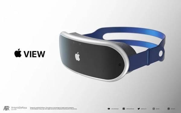 郭明錤曝光苹果AR头显:2022年Q2推出、15个摄像头