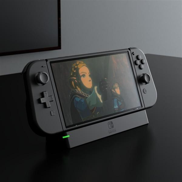 任天堂Switch Pro配置曝光:5nm CPU、原生120帧